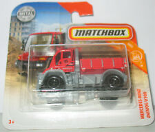Mercedes-Benz Unimog U300 (2019) - Matchbox