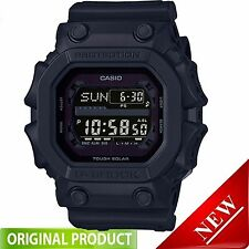 GX56BB-1A  Casio G-Shock Solar Mud Resist All Black Blackout Series Men's Watch