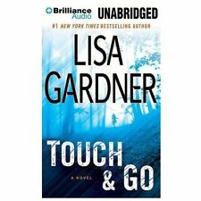 Lisa Gardner TOUCH & GO Unabridged 12 CD 15 Hours *NEW* FAST Ship!