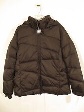Nautica Down Puffer Coat XL Black  NWT