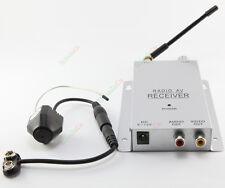 US Wireless Pinhole Camera Spy Cam Nanny Surveillance Cordless CCTV