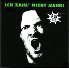 SAMPLER / ICH ZAHL' NICHT MEHR - HEAVY METAL * NEW CD * NEU *
