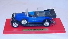 Solido 1:43 Age d'Or FIAT 525 N 1929 Limousine MIB`70!