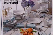 "Friesland Jeverland ""Weiß""-5900 Kombi Service 42 tlg.   NEU"