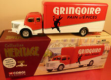 CORGI 73003: BERLIET: GRINGOIRE: FRENCH HERITAGE COLLECTION : 1/50 MINT MODEL