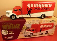 CORGI 73003: BERLIET: GRINGOIRE: FRENCH HERITAGE COLLECTION : 1/50 MINT MODEL