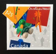 Canada #2006i Die Cut MNH, Christmas Gifts - Wood Duck Stamp 2003