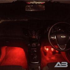 Ford Fiesta MK7/MK7.5  2009 - 2017 INTERIOR LED Car Light Bulb FULL UPGRADE SET