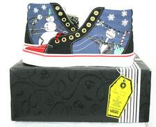 Vans SK8HI Nightmare Before Christmas Christmastown Shoes Womens size 7.5 Men 6