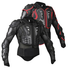 Adult Motorcycle Body Protector Jacket Motorbike Armour Outdoor Spine Guard