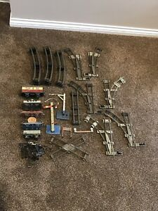 Collection od O gauge Track ,wagons and accessories