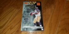 2000 QUANTUM LEAF FOOTBALL CARD BOX POS AUTOS-ROOKIES+BRADY ROOKIE GEM MINT 10 $
