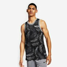 Nike Dri-FIT DNA Floral Basketball Jersey Men's Sleeveless Top Vest Tank Sz XS