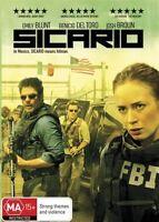 Sicario DVD : NEW