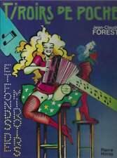 FOREST . TIROIRS DE POCHE . EO . PIERRE HORAY . 1976 .