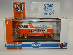 M2 R60 1/64 scale 1960 VW Delivery Van EMPI USA Model 1 of 750 CHASE MIB VHTF
