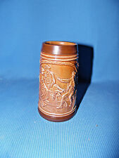 Made In Western Germany Decorated Beer Stein