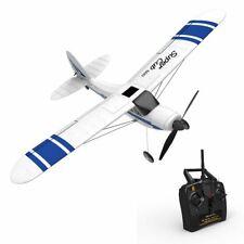RC AIRPLANE Cub 500 Electric Trainer Plane + Gyro Park Flyer RTF + XTRA BATTERY