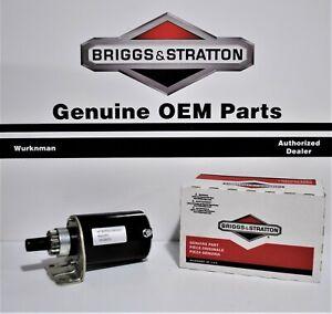 Genuine OEM Briggs & Stratton 846451 Starter