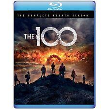 THE 100 COMPLETO STAGIONE 4 Blu-Ray Senza blocchi regionali per Regno Unito