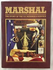 Signed US Marshal Dan Phillips The Story of the US Marshals Service History HBDJ