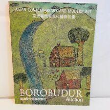 BOROBUDUR Catalog Asian Contemporary & Modern Art Singapore 31 May 2009