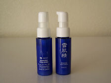2 Pack of Kose Sekkisei Emulsion Facial Moisturizer 0.7oz. each.