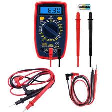 Portable Digital Multimeter Measurement Probes Test Probe Electrical Instruments