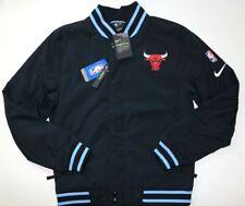 Nike Nba Chicago Bulls Courtside City Edición Hombre Chaqueta-Negro AH5272-010 - S