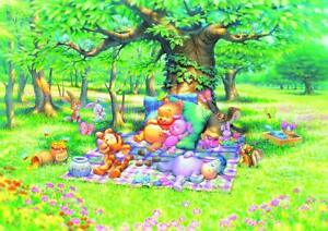 Tenyo Jigsaw Puzzle D 300 204 Disney Winnie THE Pooh 300 Pieces japan