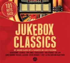 Various - 101 Jukebox Classics - 5xCD Digipak (2018) - Brand NEW and SEALED