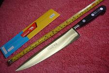 "VINTAGE NEW Rowoco SABATIER 4 Star Elephant 8"" SS (INOX) BLADE Chef Knife FRANCE"