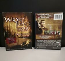 Wrong Turn 2 (DVD, 2007, Canadian Unrated)