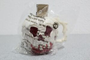 NEW SEALED 1st Edition Red Poison Apple Stein Mug Cup Disney Parks FREE SHIPPING