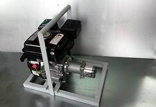 Hydraulikaggregat 6,5PS Benzin-Motor + Pumpe 260bar mit Gestell und Tragegriff