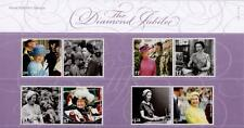 GB 2012 DIAMOND JUBILEE PRESENTATION PACK No 472 MINT STAMP SET SG A3319-26 #472