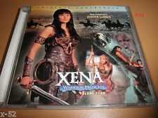 XENA Warrior Princess CD soundtrack VOLUME 4 Joseph LoDuca OST Lucy Lawless