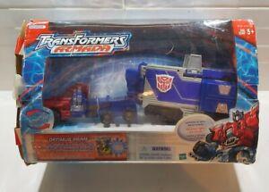 Transformers Armada Robots in Disguise Optimus Prime - Hasbro 2002