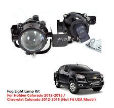 FOG LIGHT LAMP  USE FOR CHEVROLET COLORADO PICKUP 2012 - 2015