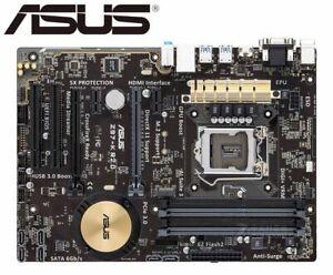 ASUS Intel Z97 Motherboard Z97-K R2.0 LGA 1150 DDR3 ATX DVI HDMI USB3.0 32G