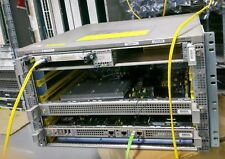 Cisco ASR1006 1000 Series 6 slots chassis dual AC power w/ 4 blank covers RACK