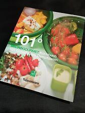 TUPPERWARE Mikrowelle Kochbuch grün 101° Microgourmet Mikro Dampfgarer Rezepte