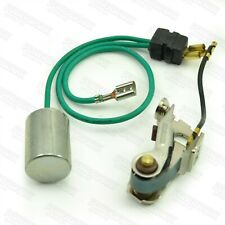 VW Beetle 009 Points And Condenser Set Powerspark for Bosch Distributors