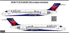 1/144 Boeing 717 Delta Airlines decals