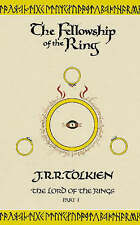The Fellowship of the Ring: The Fellowship of t... by Tolkien, J. R. R. Hardback