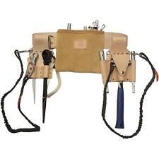 Cintura in Pelle in Acciaio Falegnami Set-con gli strumenti