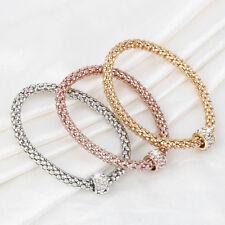 Unbranded Diamond Alloy Costume Bracelets