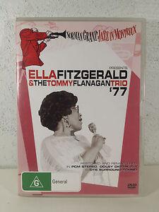 Norman Granz Jazz FESTIVAL DVD Ella Fitzgerald