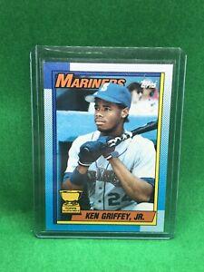 Topps 1990 Ken Griffey Jr. Seattle Mariners #336 Baseball Card