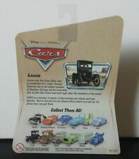 Disney Pixar Cars LIZZIE  Desert Card 12 Back NO LOGO with Ford Square Logo